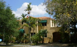 Clay tile roof repair in Miami Springs