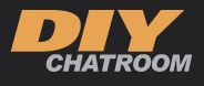 DIY Chatroom forum logo