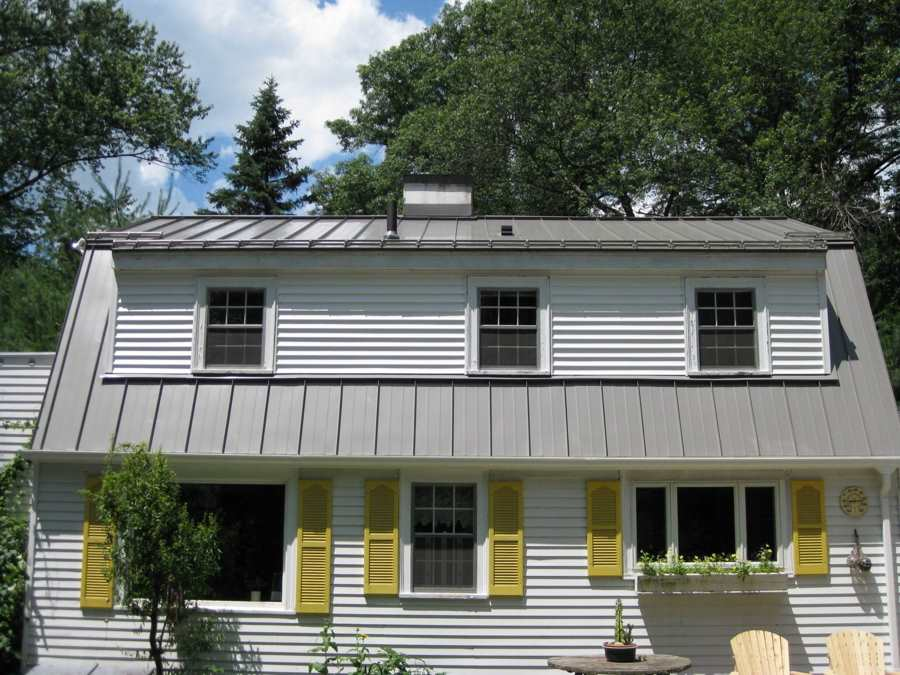Standing Seam Metal Roof Details Cost Colors And Pros