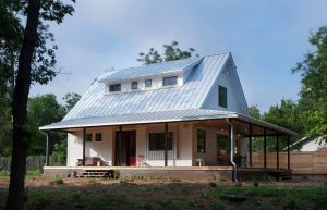 Standing Seam Metal Roof Galvalume Color