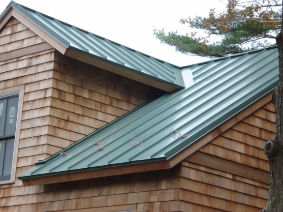 Metal Roofs Offer The Best Protection Against Ice, Snow, And Ice Dams. ...