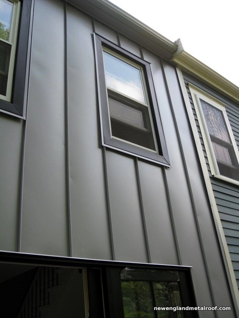 Common Metal Cladding Profiles