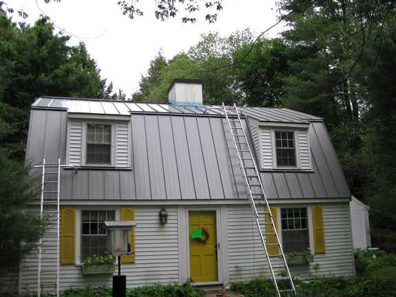 Standing Seam Metal Roofing Installation DIY Home Improvement Step By Step  Guide!