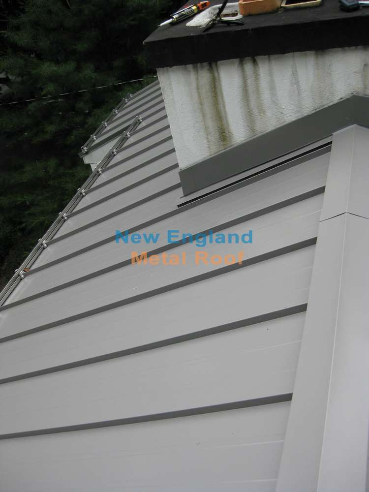 Standing Seam Metal Roofing Installation Diy Home