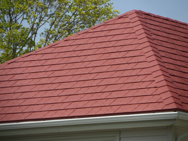 Steel Shingles Roof
