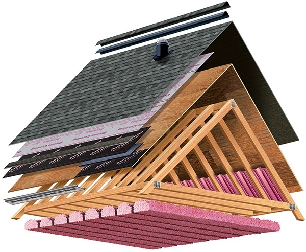 Best roofing materials for homes 2018 roofing material for Roof sheathing material options