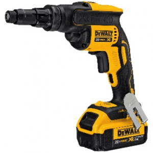 DEWALT 20V MAX XR Versa-Clutch Adjustable Torque Screwgun
