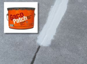 GacoPatch creates a seal within 30 minutes of application.