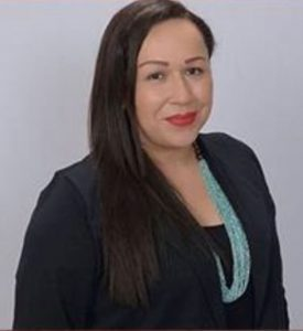 Jenny Aguiar is the new sales and support representative for FlashCo.