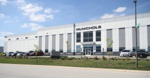 McNICHOLS Chicago Metals Service Center
