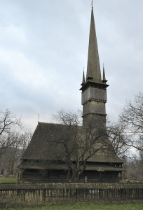Photo 12. Wooden church in Șurdești, Maramureș. Photo: Țetcu Mircea Rareș, Creative Commons Attribution.