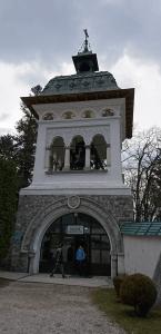 Photo 24. Sinaia Monastery's 19th century Bell Tower. Photo: Ana-Maria Dabija.