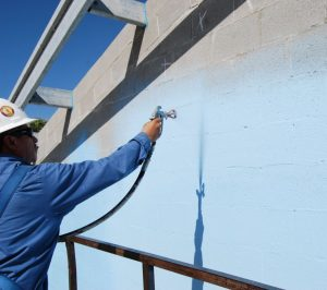 The acrylic air barrier resists air and water infiltration, saving energy and preventing moisture build-up.