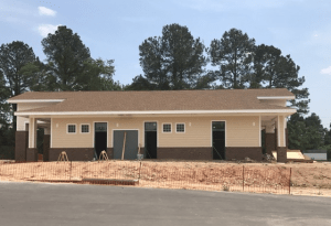 When St. David's Episcopal School in suburban Raleigh, N.C., decided to add a new athletic field house, durability and longevity were key factors in the decision-making process. Photo: Atlas Roofing.