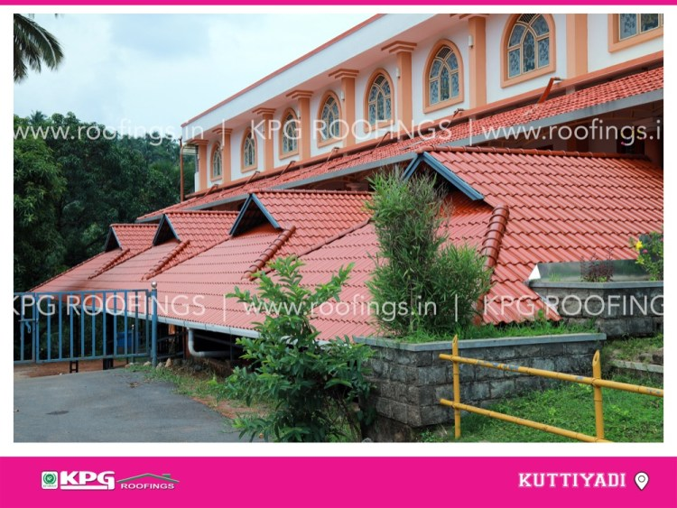 calicut church roof tile