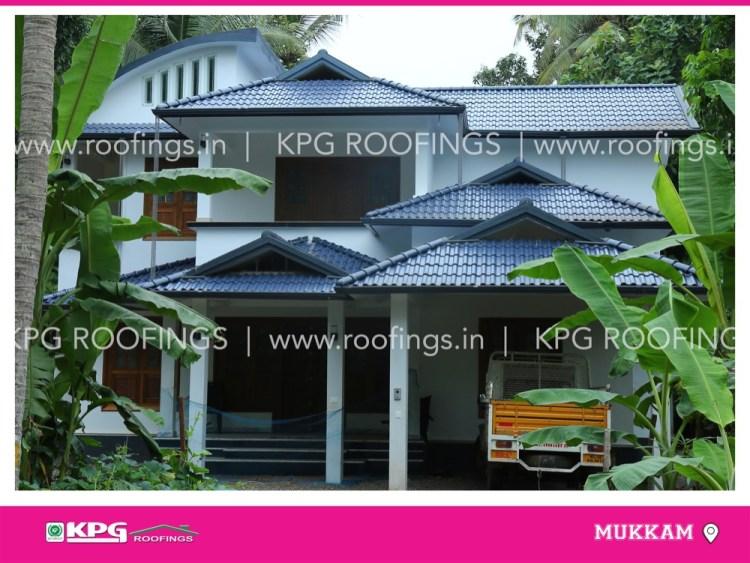 roof on mid range house