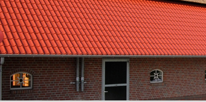 tile effect roofing sheets roof