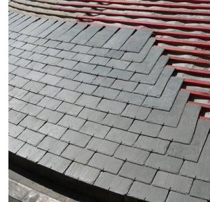 how to slate a roof roofing