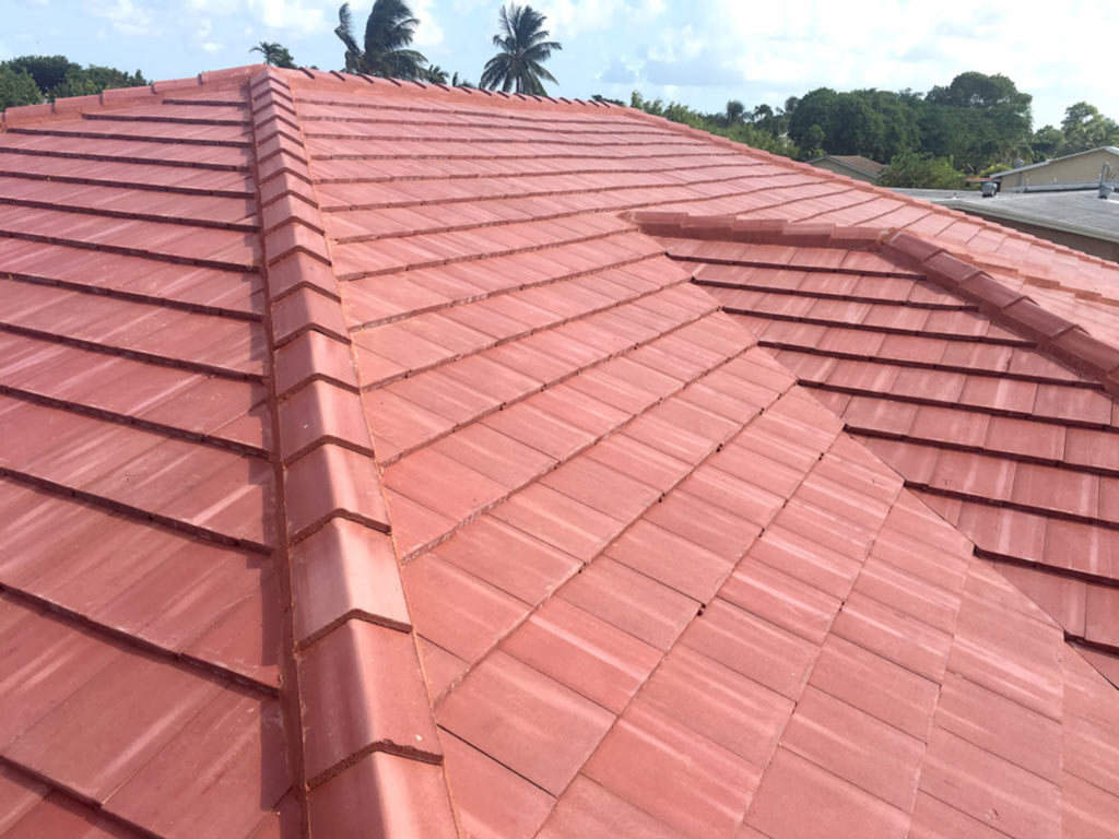 roofs in miami concrete tile