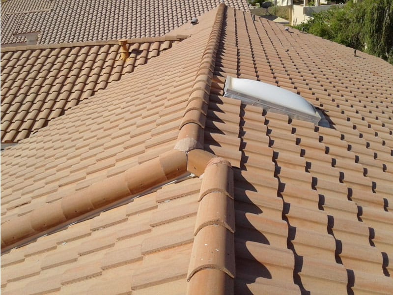 common problems with tile roof systems