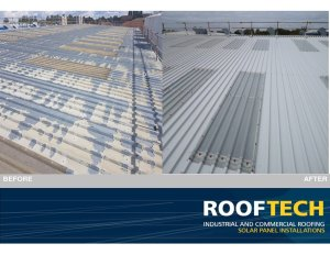 Rooftech Refurbishment Contractor