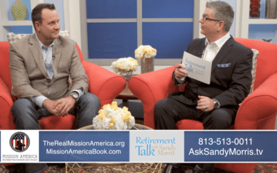 "Scott's upcoming appearance on ""Retirement Talk with Sandy Morris"""