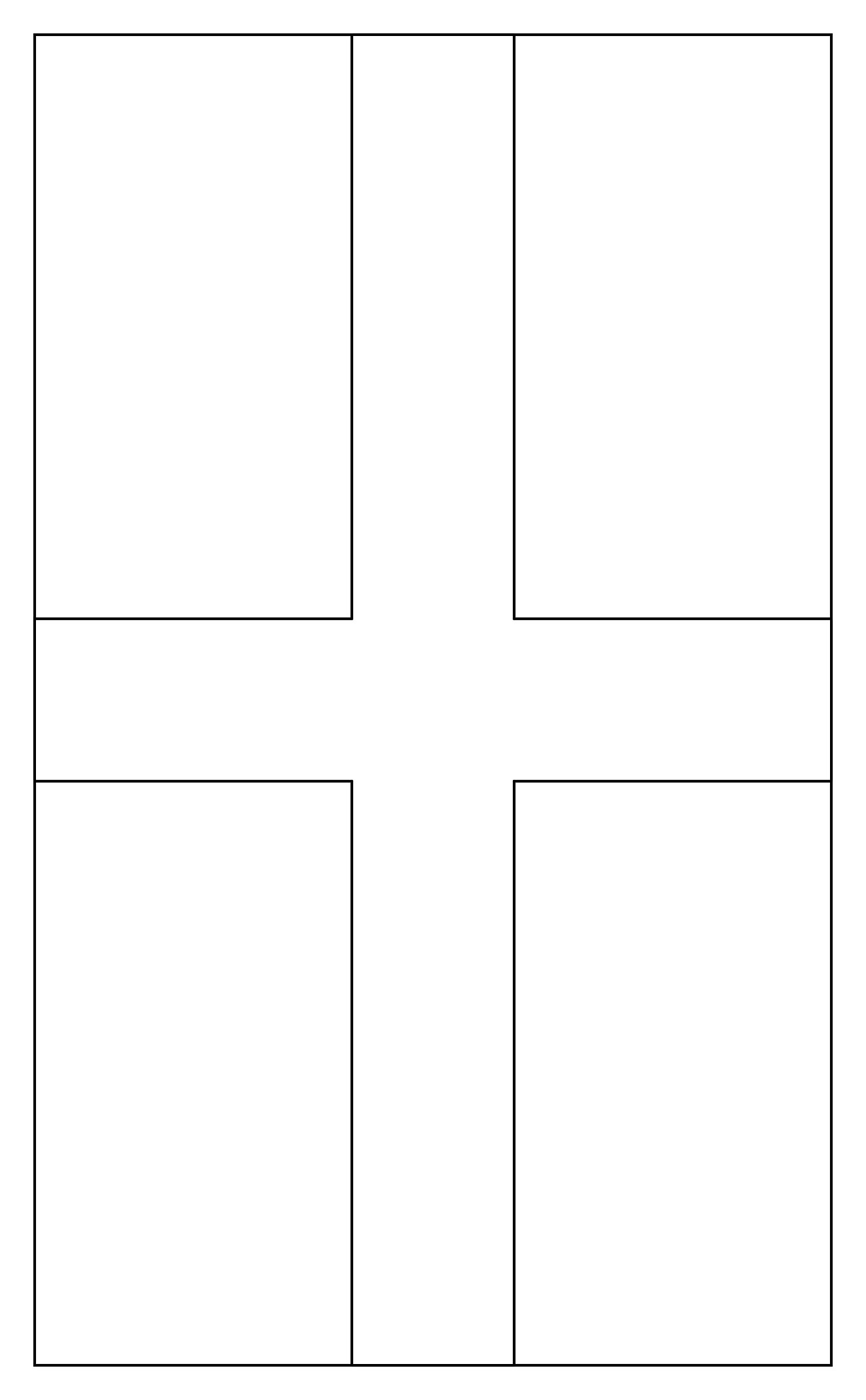 St George S Cross Flag Colouring Page