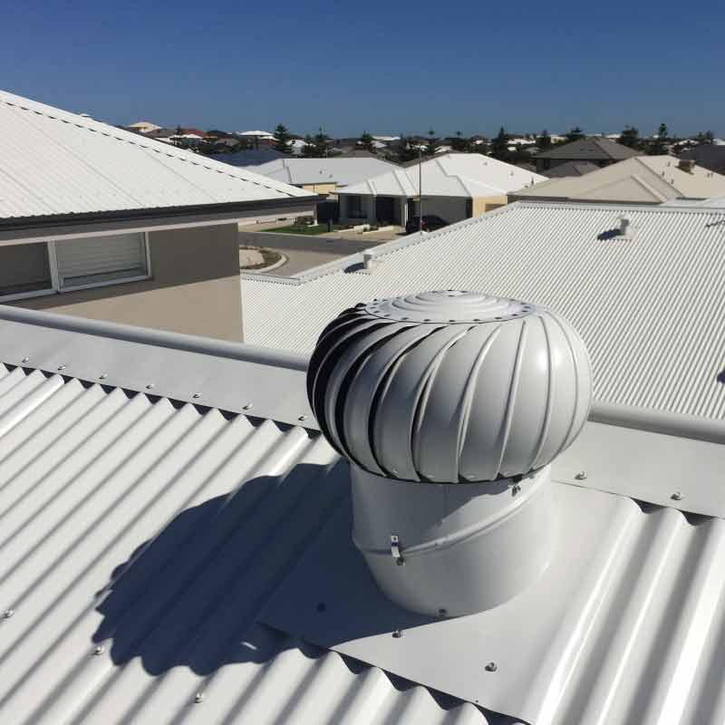 Roof Ventilation Amp Whirlybirds Australia Fixed Cost And