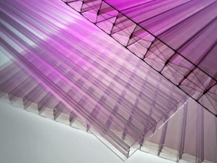 polycarbonate roofing profiles