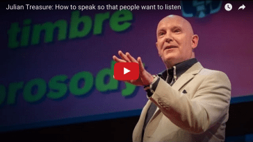Four Foundations for Speaking Powerfully [Video]