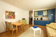 Wohnung 9 Küche-Wohnen