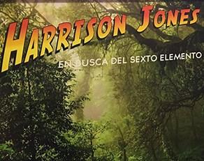 Harrison Jones en busca del sexto elemento