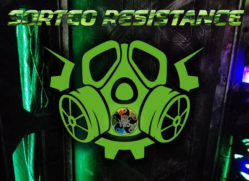 Sorteo Resistance