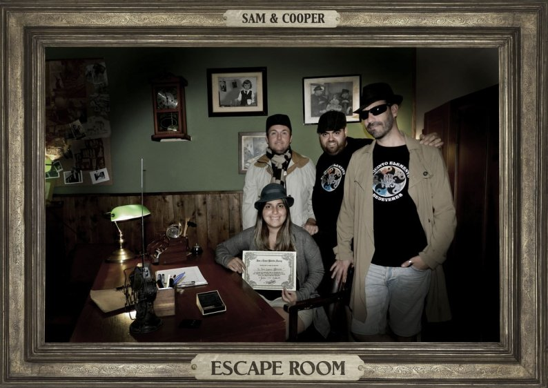 Sam N Cooper