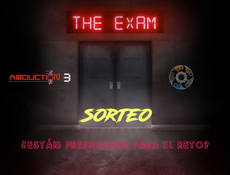 Sorteo The Exam