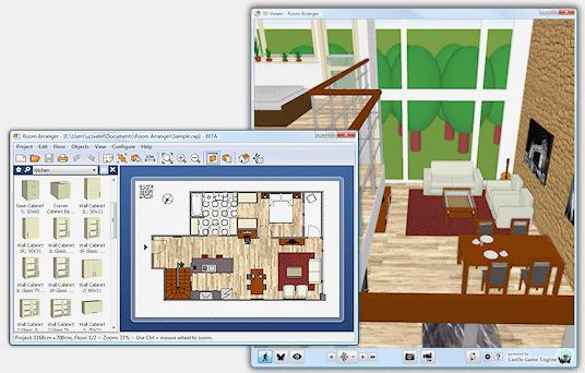 Room Arranger 9.5.4.612 Mac 破解版 - 优秀的室内设计工具