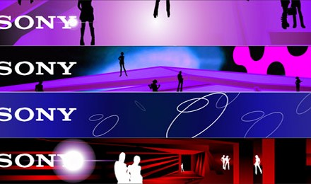 Sony Connect Midem Animation by Mental Achitexture