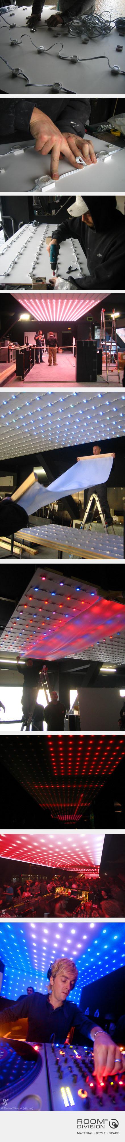 Watergate LED Decke