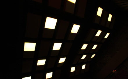 LED Installation im Arena Club Berlin