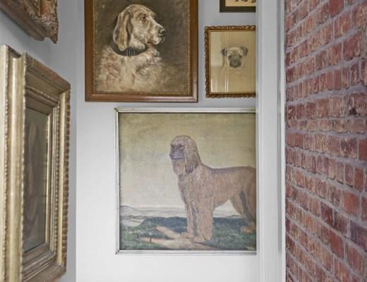 Best of Etsy : Vintage Dog Portraits - roomfortuesday.com