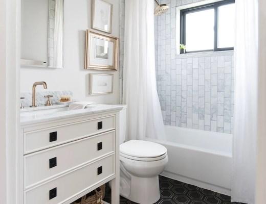 Form vs Function : Bath Storage Edition - roomfortuesday.com