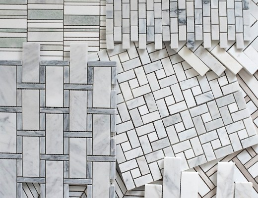 10 Tile Projects & Tutorials from the Past - roomfortuesday.com