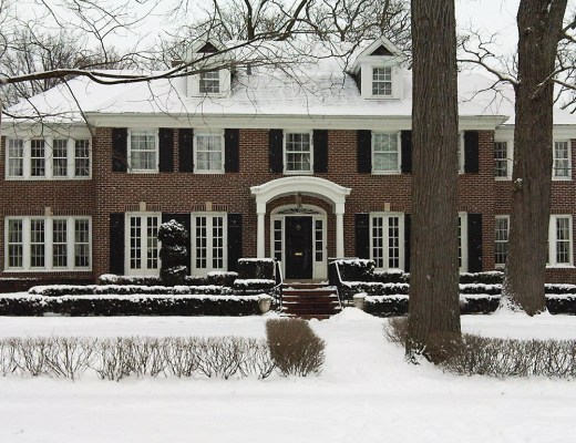 The 'Home Alone' House (+ An Architecture Chat) - roomfortuesday.com