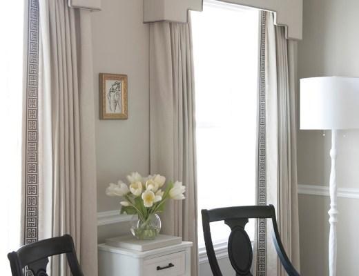Custom Window Treatments : The Process - roomfortuesday.com