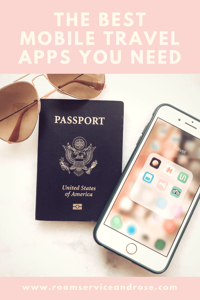 Best Mobile Travel Apps
