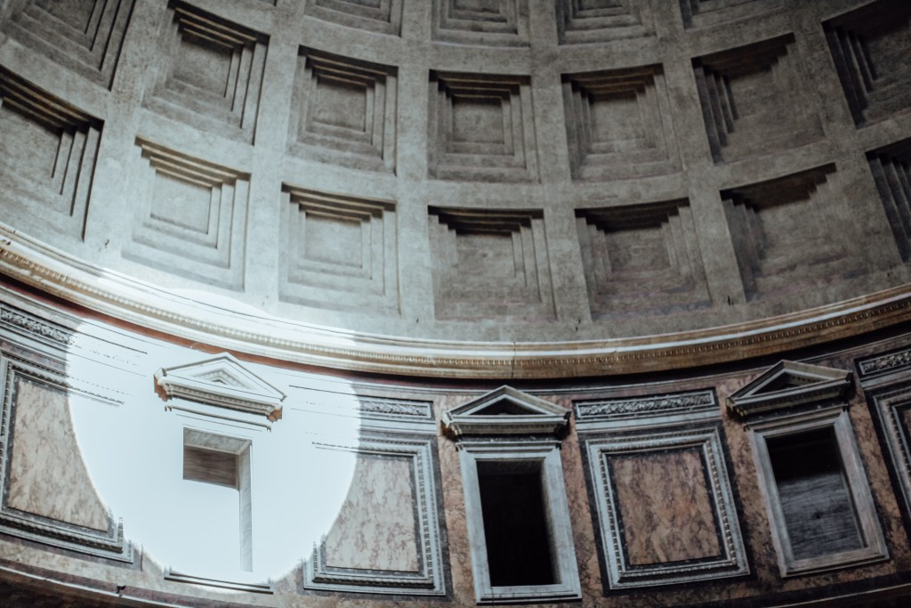 How to Spend 24 Hours in Rome Pantheon Dome