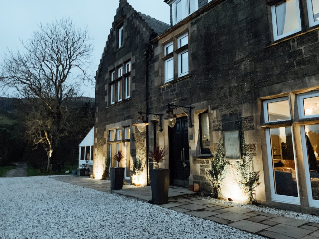 3 Days in Isle of Skye Scotland Lacy Transeau Flodigarry Hotel