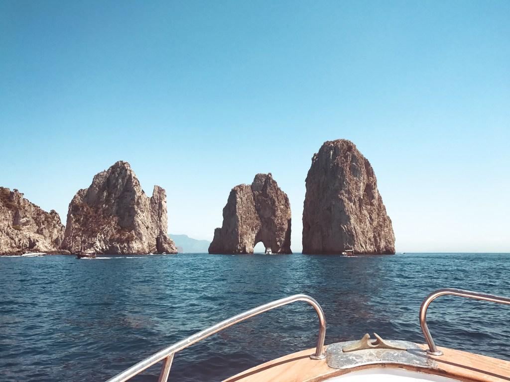 Capri Ristorante Longano Da Tarantino