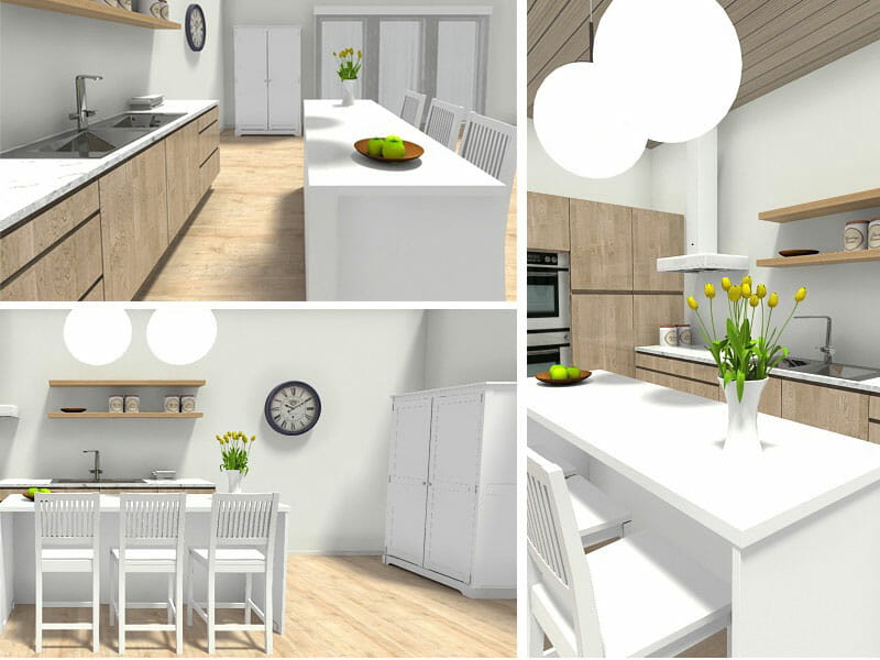 Online 3d Kitchen Planner