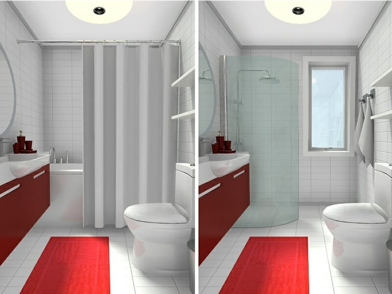 Bathroom Designs 3m X 2m